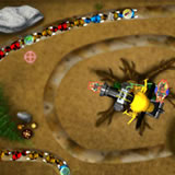 Муравьи и жуки